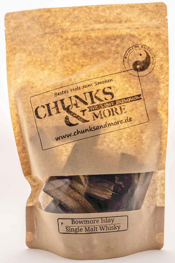 Bowmore Islay Single Malt Whisky Chunks