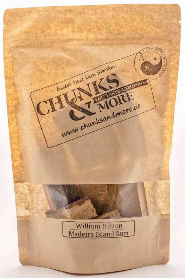 William Hinton Madeira Island Rum Chunks