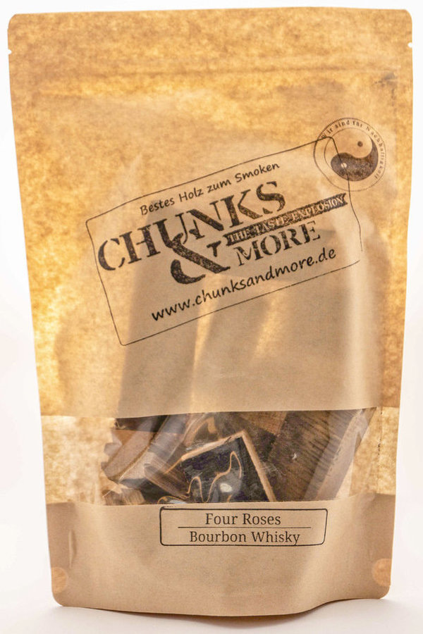 Four Roses Bourbon Whisky Chunks