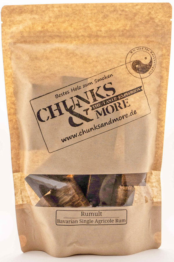 Rumult Bavarian Single Agricole Rum Chunks